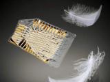 Ученые создали тонкую и легкую электронную пленку