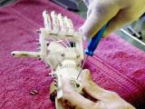 Прорыв в печати на пластике указывает на возможность улучшения протезов