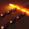 Стэнфордские ученые используют ДНК, чтобы собрать графеновый транзистор