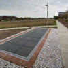Ученые создали солнечные батареи, которые могут быть размещены прямо на тротуаре