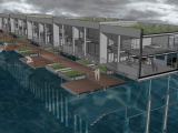 Дизайнеры создают дома против шторма