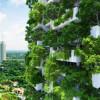 Башня Clearpoint в Шри-Ланке станет самым высоким в мире вертикальным садом