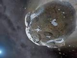 Над Землей пронесся огромный астероид