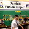 Школьник из Великобритании создал ядерный реактор