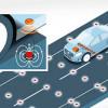 Компания Volvo испытала магнитную дорогу