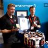 Робот побил мировой рекорд по собиранию кубика Рубика