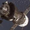"""Операцию по стыковке МКС с космическим кораблем """"Союз ТМА-12М"""" перенесли"""