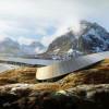 На Лофотенских островах появится отель с деревянной обшивкой