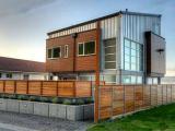 Designs Northwest Architects разработала дом противостоящий природной стихии