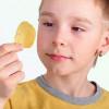 Медики:Чипсы вредны для детей
