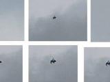 Жители Лондона увидели в небе НЛО