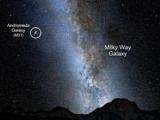 Ученые предоставили высокоточные расчеты массы галактики Млечного пути