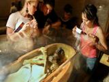 Найден саркофаг древнеегипетской жрицы