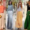Длинные юбки всегда в моде?