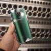 Зеленый Galaxy S6 за сто тысяч рублей
