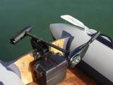 Электромотор для лодки ПВХ