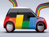 Выбор краски для автомобилей