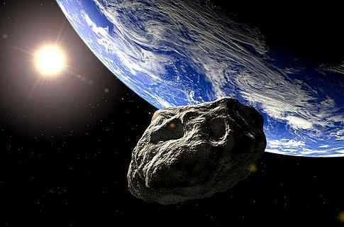 Новый астероид пролетит рядом с Землей