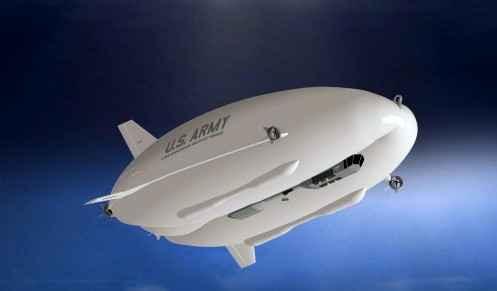 Дирижабль LEMV будет проходить испытания