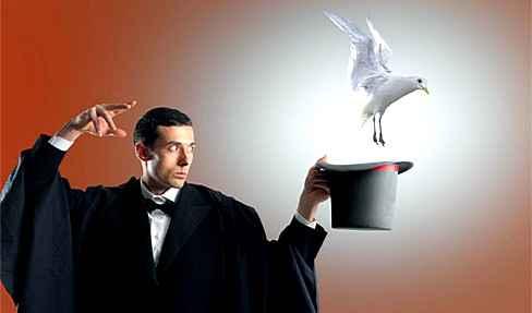 Магия и иллюзия для науки