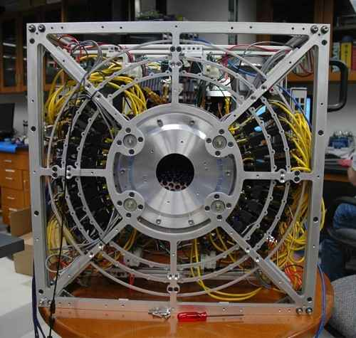 Инженеры из США разработали проект гигапиксельной камеры AWARE-2