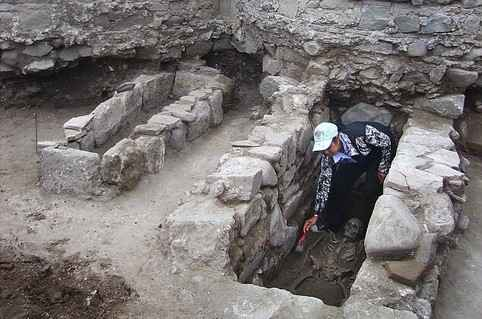 В Болгарии нашли могилы вампиров