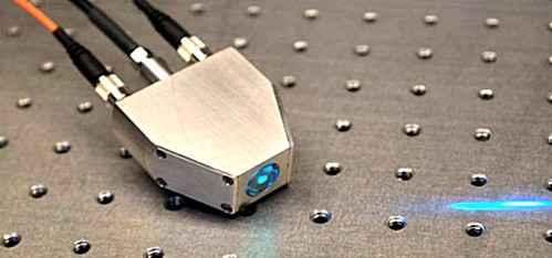 Портативный лазер расскажет о овощной и фруктовой диете