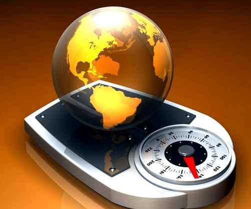 Ученые подсчитали,сколько весят нации