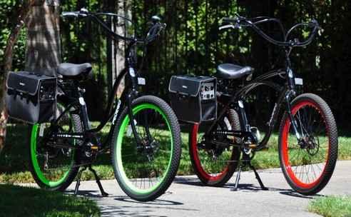 источники энергии на водороде для велосипедов