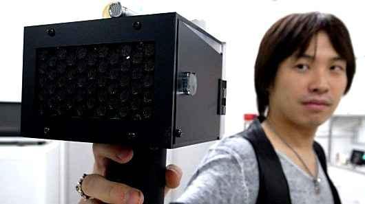 Разработано устройство,способное заставить человека замолчать