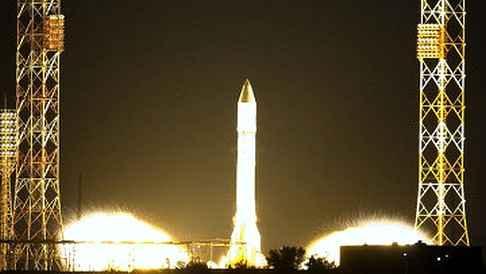 Казахстанский спутник дистанционного зондирования отправится на орбиту с европейского космодрома Куру в 2014 году