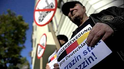 Граждане Германии стали тратить больше в надежде на высокий доход