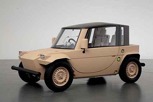 Toyota представляет автомобиль для детей