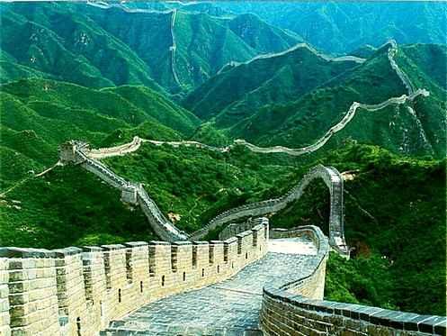 Великая китайская стена оказалась более чем в два раза длиннее, чем было принято считать раньше