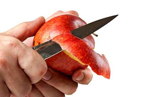 Яблочная кожура помогает бороться с ожирением