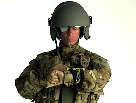 Aviation Warrior - новая технология для битвы