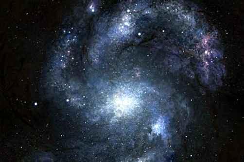Астрономов озадачила спиральная структура ранней галактики