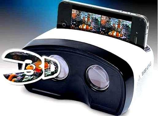 Sanwa Stereoscopic сделает из iPhone большой 3D телевизор