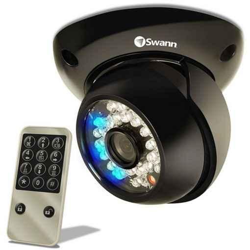 Swann ADS-191 Audio Warning Security Camera - для безопасности вашего дома