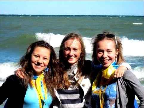 Украинские девочки победили в международной Олимпиаде гениев