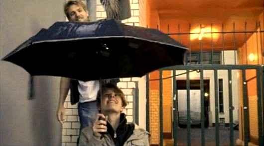 Берлинские хакеры создают музыкальный зонтик