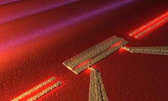 Физики создали квантовый микрофон на полупроводниковом чипе