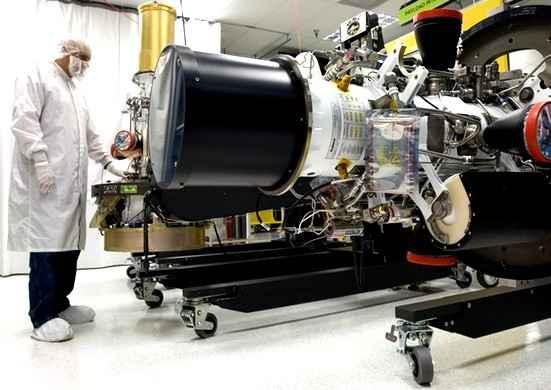 В США создают новый ракетный перехватчик
