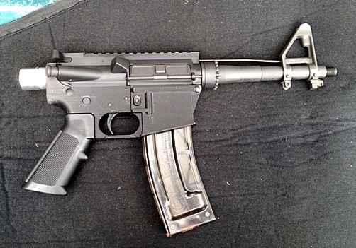 Оружие можно создать на 3D принтере