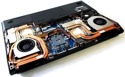 Компания Eurocom выпустила самый мощный ноутбук