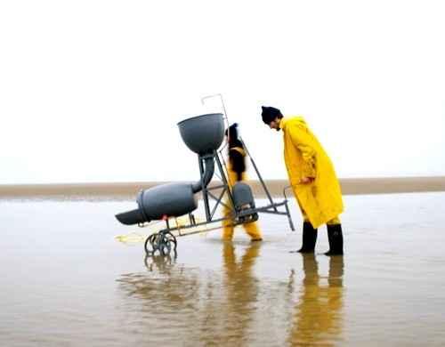 Из морского мусора будут делать мебель