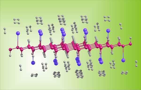 Учёные предложили графан для транспортировки водорода