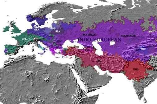 Анатолию назвали родиной индоевропейских языков