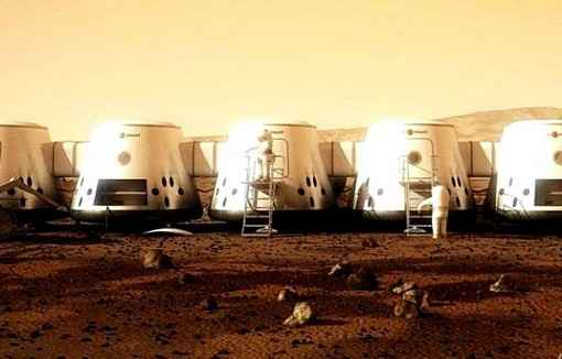 В 2023 году станет возможным путешествие людей на Марс