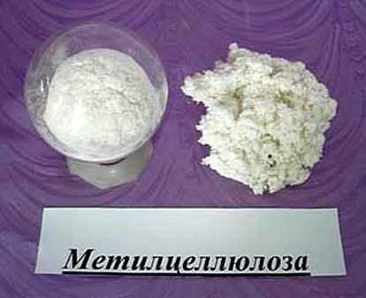Метилцеллюлоза - новый ингредиент для борьбы с лишним весом